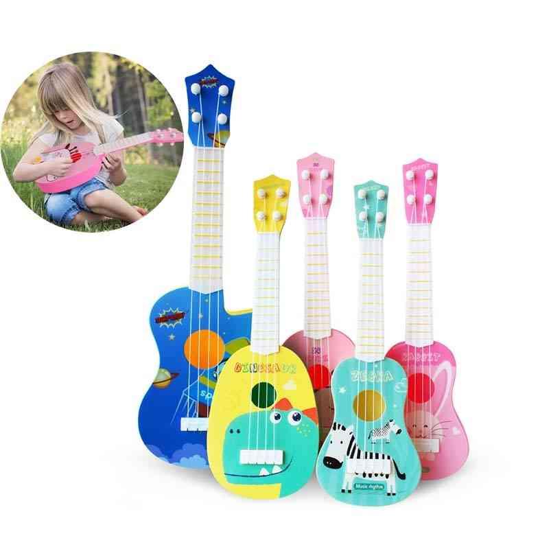 Funny Ukulele Musical Instrument Guitar, Montessori