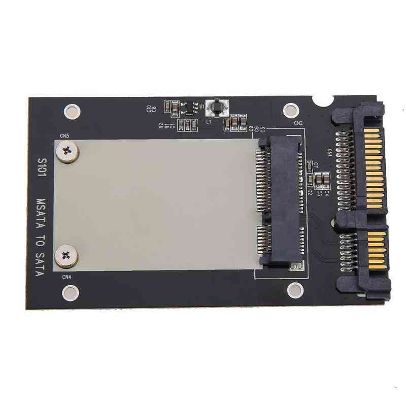 Ssd To 2.5 Inch Convertor Adapter Card, Supports For Windows, Vista, Linux And Mac