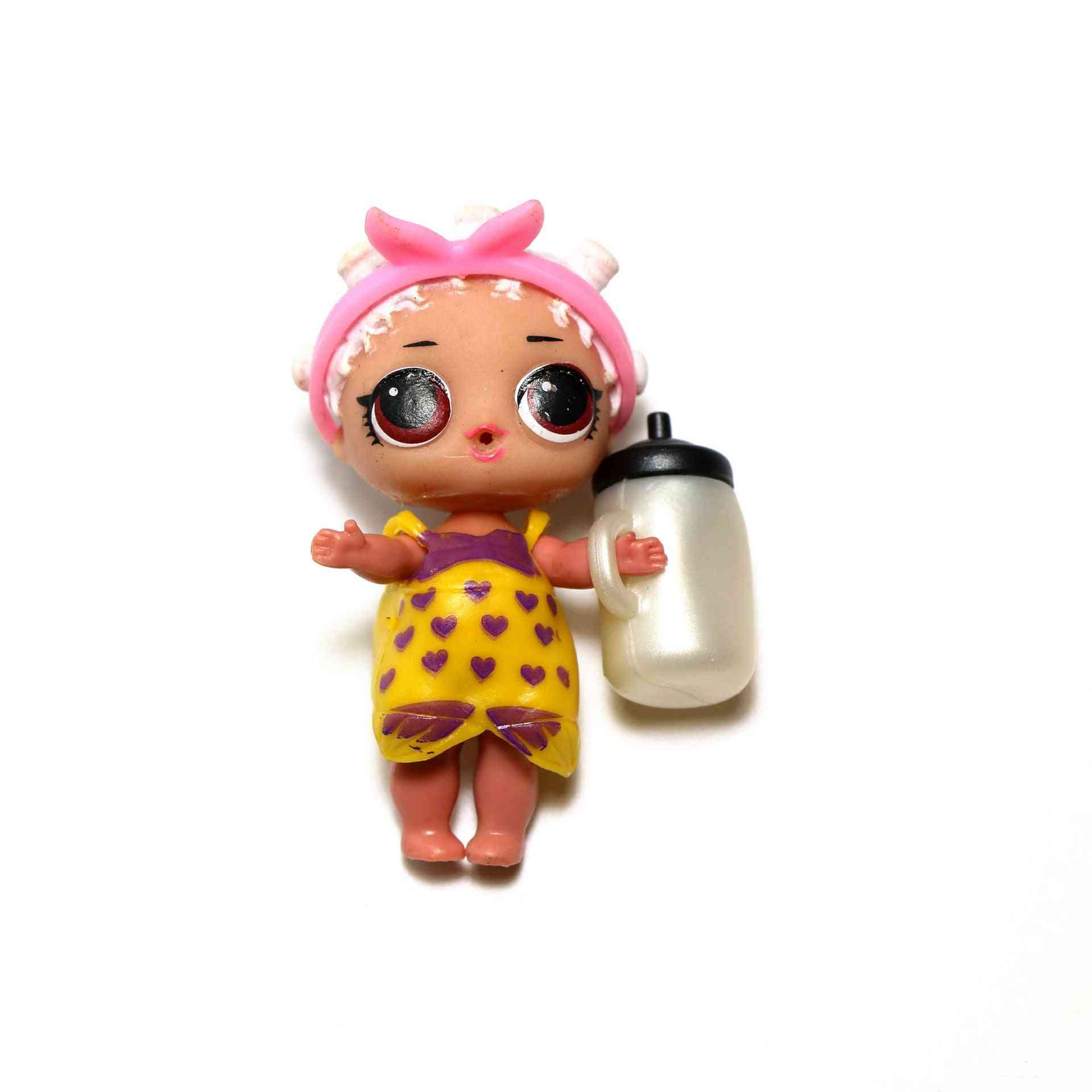 10cm New Generation Diy Model Doll