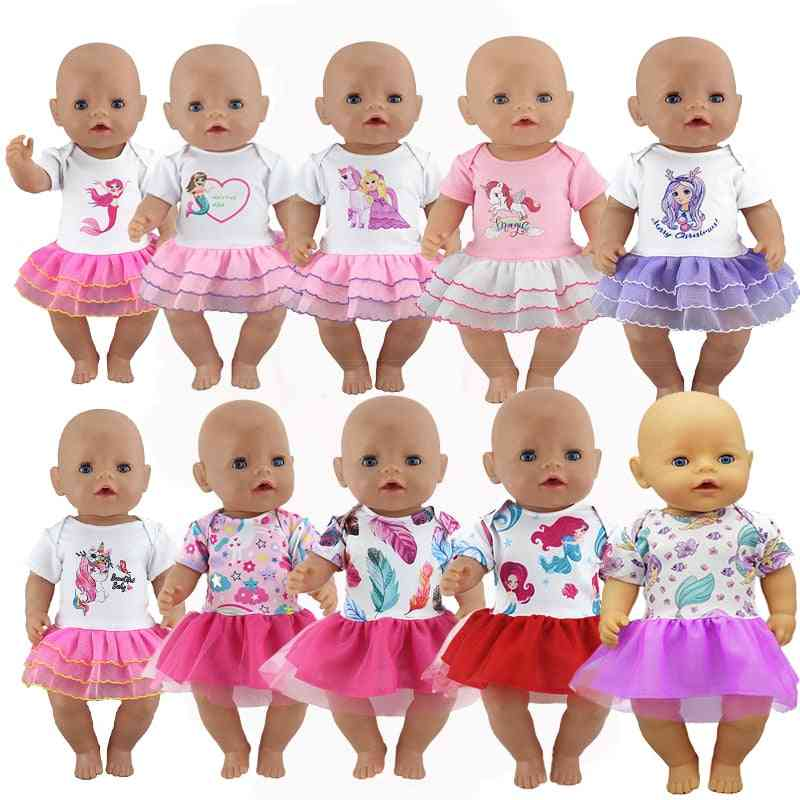 Sport Dress And Doll Clothes For