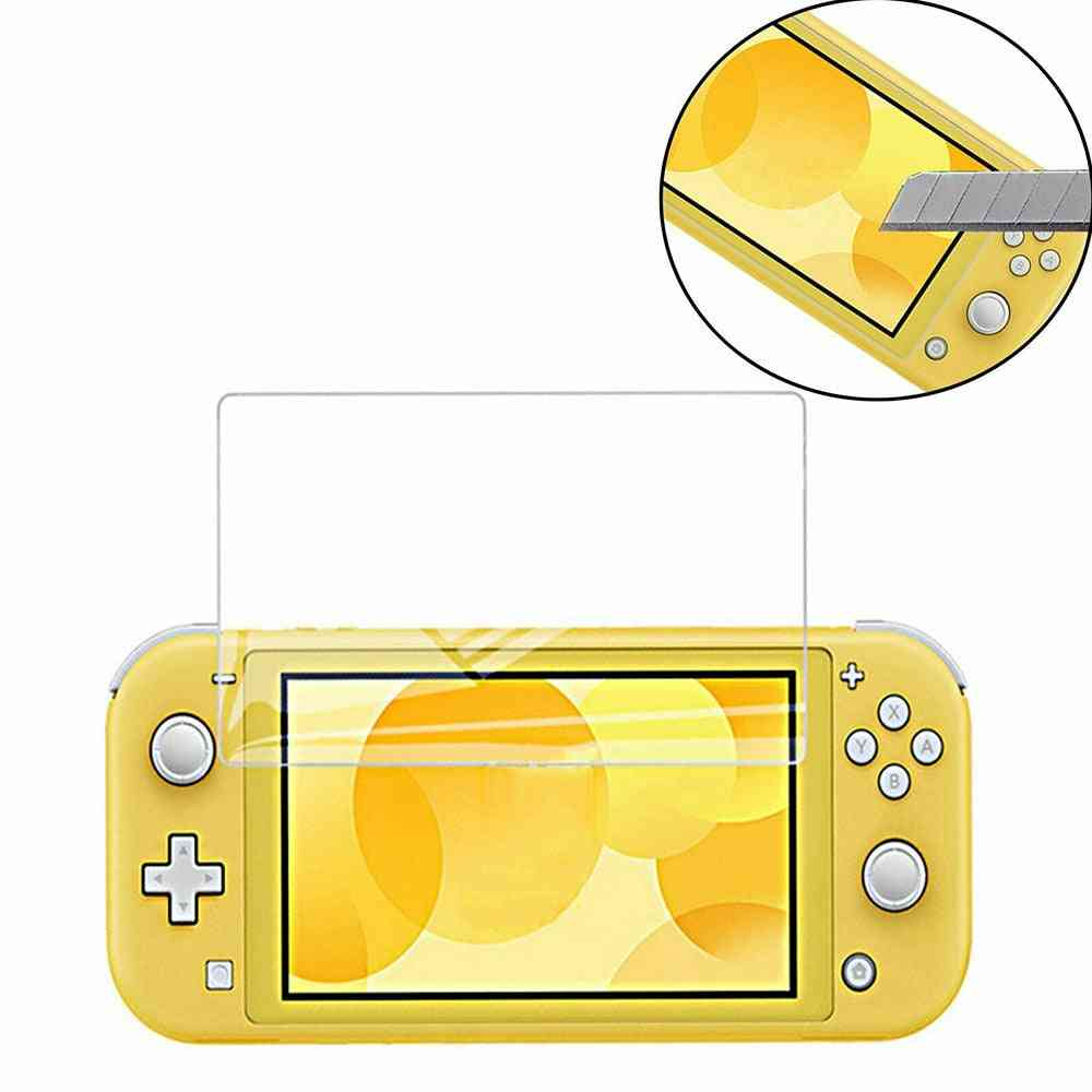 Tempered Glass Film For Nintendo Switch - Lite Game Machine With Hd Screen Protector