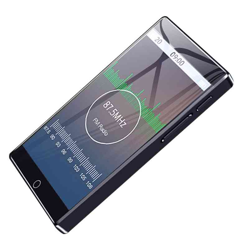 Touch Screen, Bluetooth 5.0-mp3 Player With Built-in Speaker
