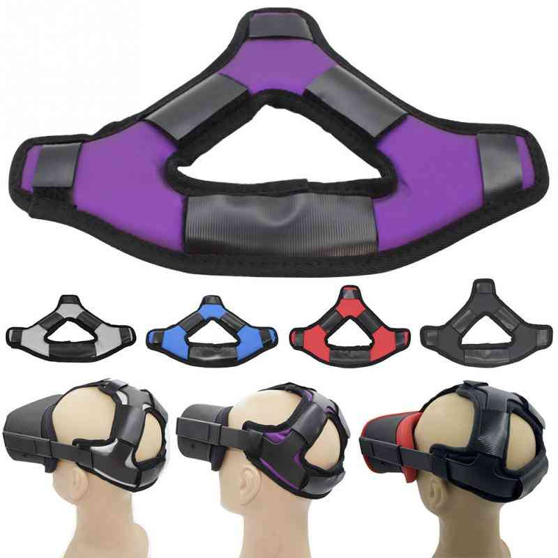 Head Pressure Relieving Strap, Foam Pad For Oculus Quest Vr Headset