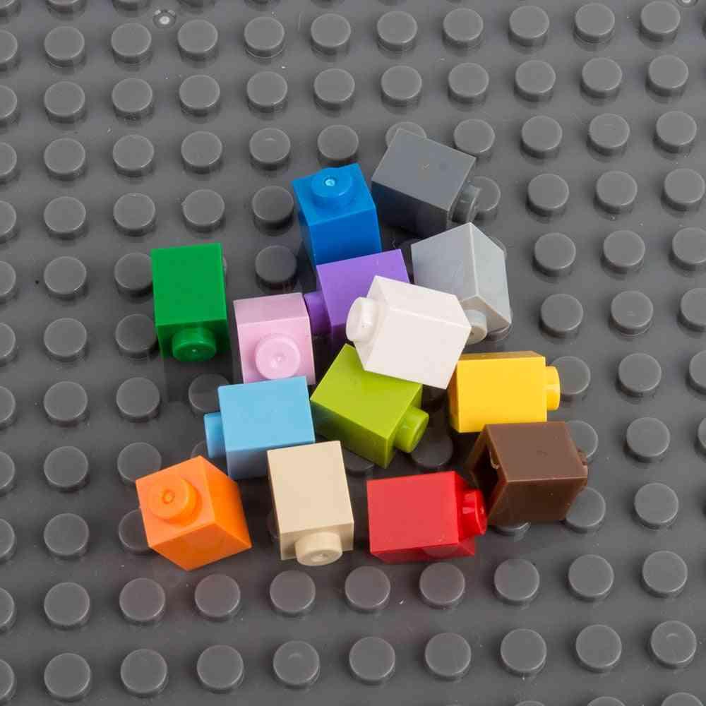 Small Building Blocks - Diy High Bricks For Legoss, Multicolor Educational Toy