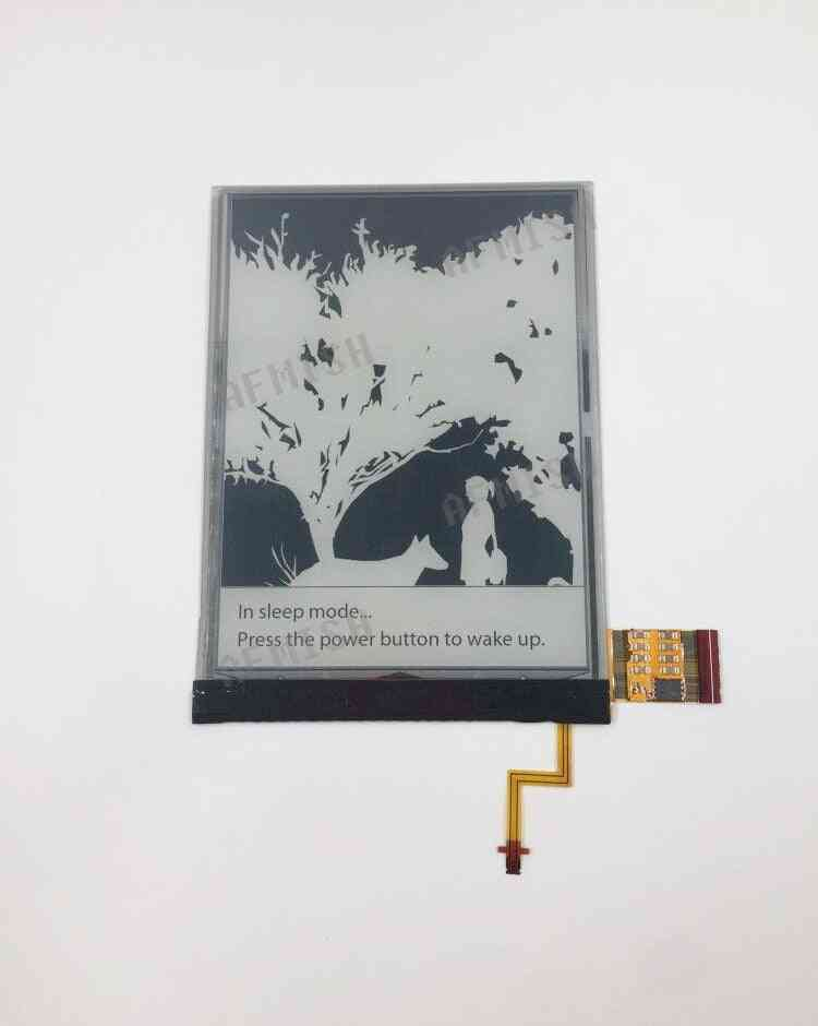 Electronic Ink, Lcd Display Screen For Ebook Reading