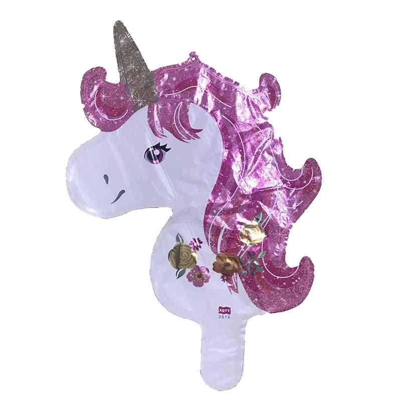 Mini Unicorn Party Balloon Decoration