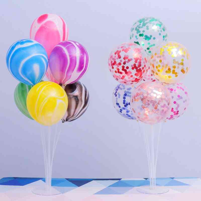 Balloons Holder, Stand And Column