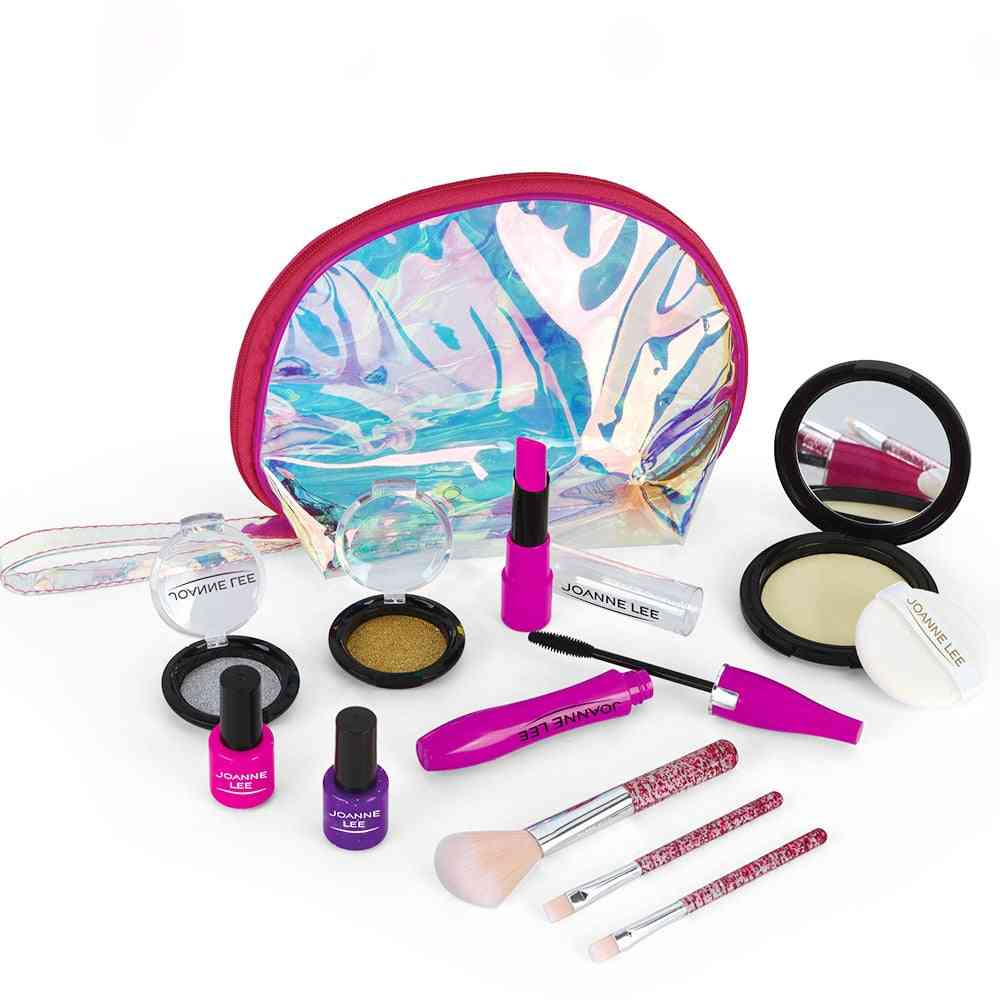 Princess Pink Makeup, Beauty Safety Non-toxic Kit For