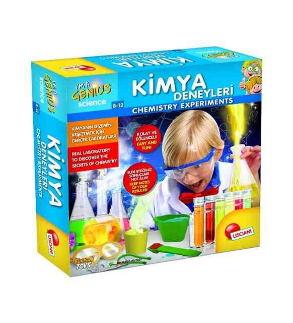 Chem?stry Experiments For Kids