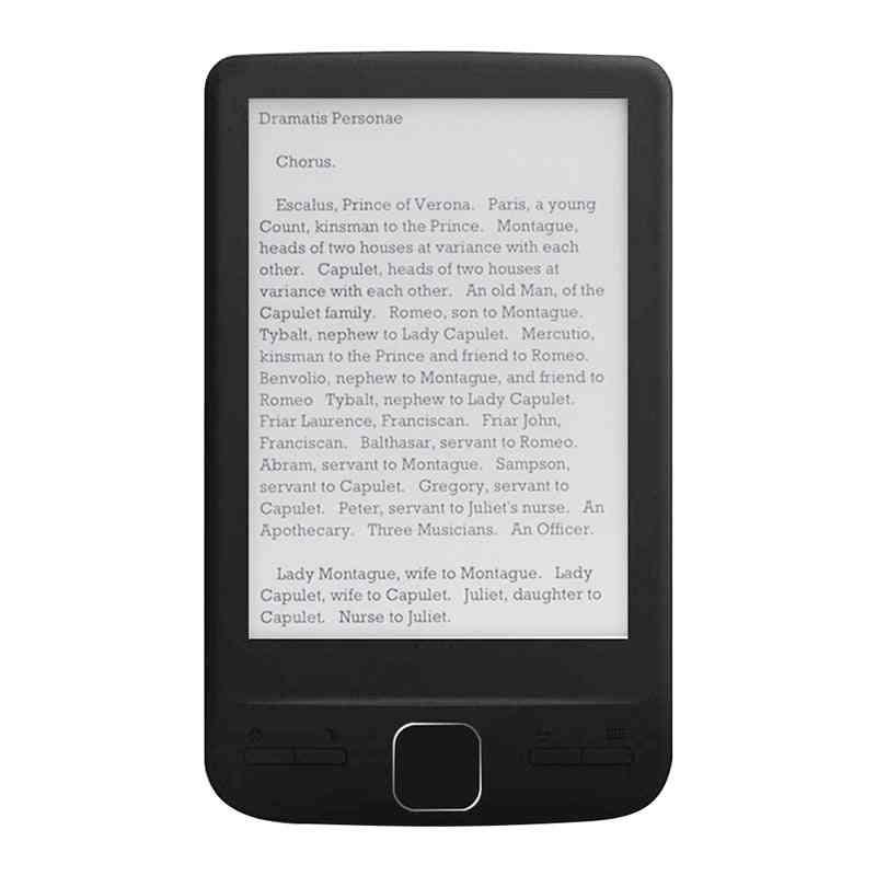 Ultra Thin, 4.3 Inch Oed E-ink Screen-digital E-book Reader