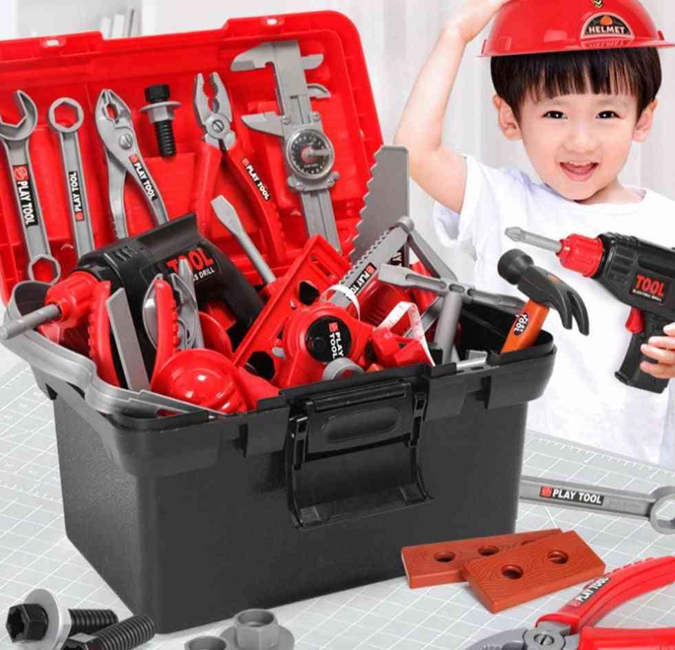 Children's Simulation Repair Tool Kit- Pretend Play