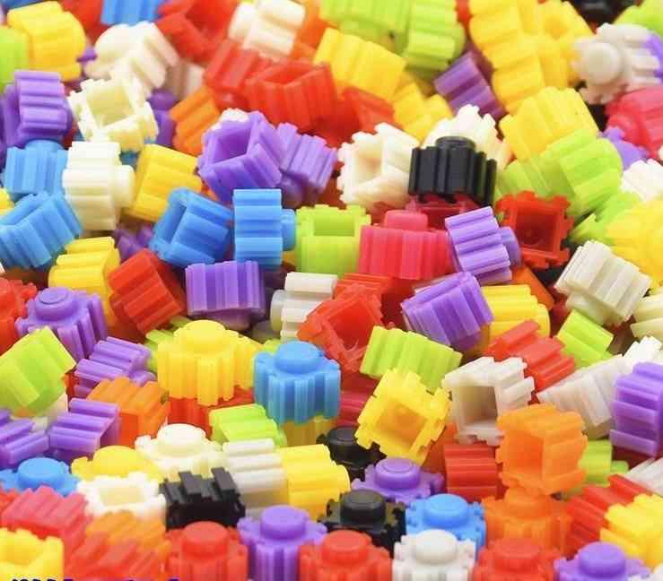 Small Building Blocks - Diy Diamonds, Mini Serial Toys