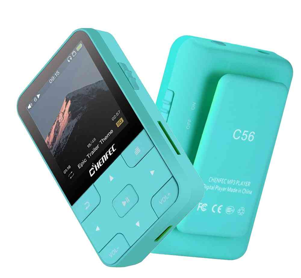 Ruizu Mp3 Player Bluetooth 4.0hifi Mini Clip Mp3 Music Player With Screen Support Fm,clock,pedometer Support Up To 128gb Sd Card