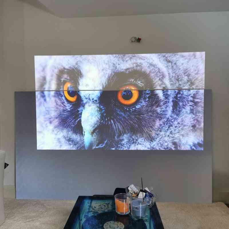 Reflective Fabric Led, Dlp, 3d Projector