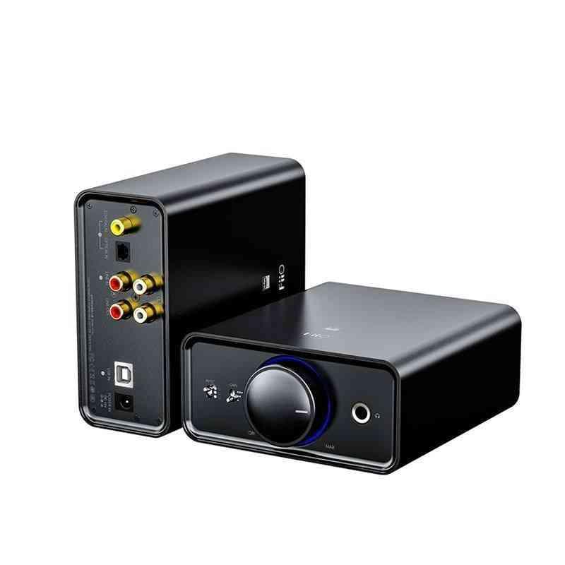 Pro Hifi Audio Deskstop Amplifier Dac
