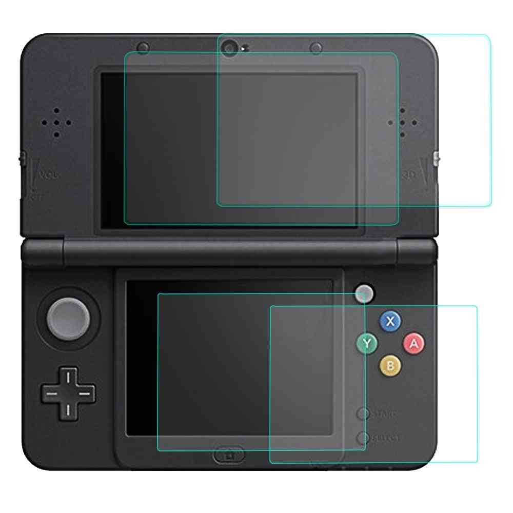 Ultra Thin Hd High Scratch Resistance Screen Protector For Nintend New 3ds Xl Ll 3dsxl 3dsll Game