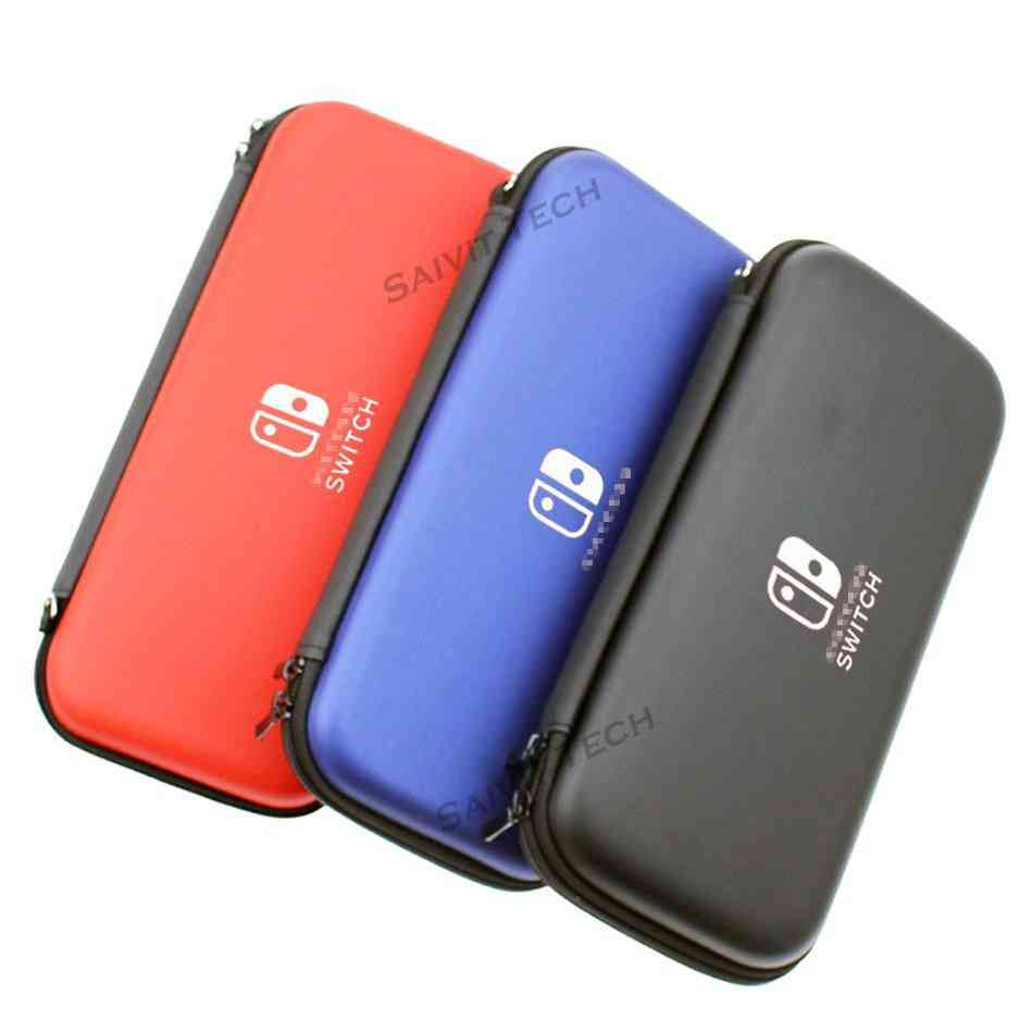 Eva Protective Hard Shell Nitendo Nintend Switch Case, Cover, Storage Carrying Bag