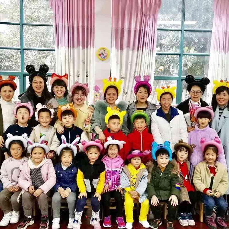 Fashion Headband Balloon Kids -kindergarten Home Decoration