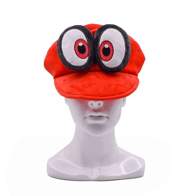 New Super Mario Cosply  Hat Red
