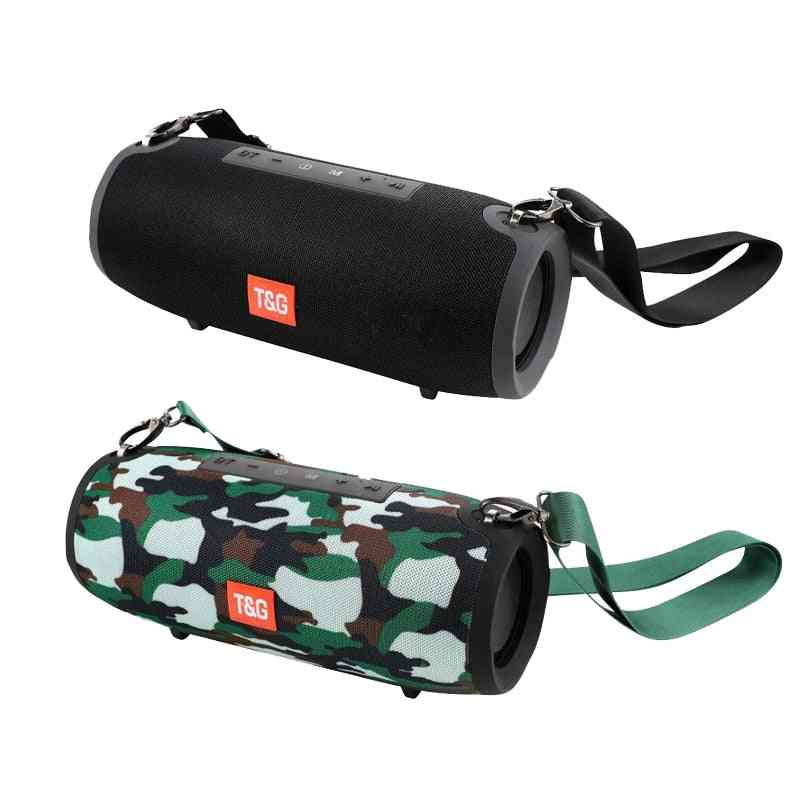 High Power Speaker, Bass, Portable Column - Wireless Soundbar Stereo Subwoofer