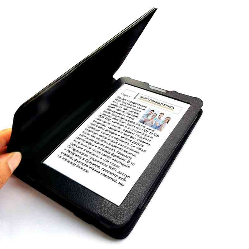 Tft E-book Reader Android Wifi Digital Music Video Player - Support Pdf, Epub, Fb2 And Card Expansion