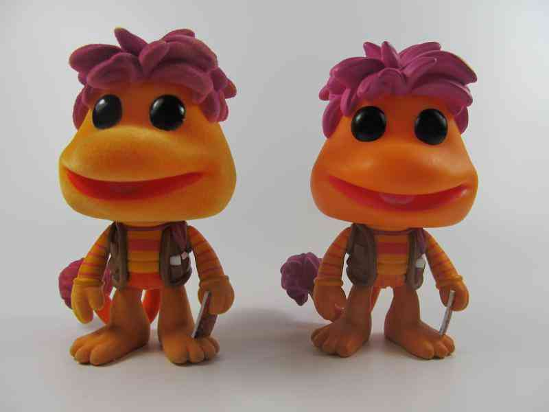 Imperfect Fraggle Rock Collectible - Action Figure Model Toy