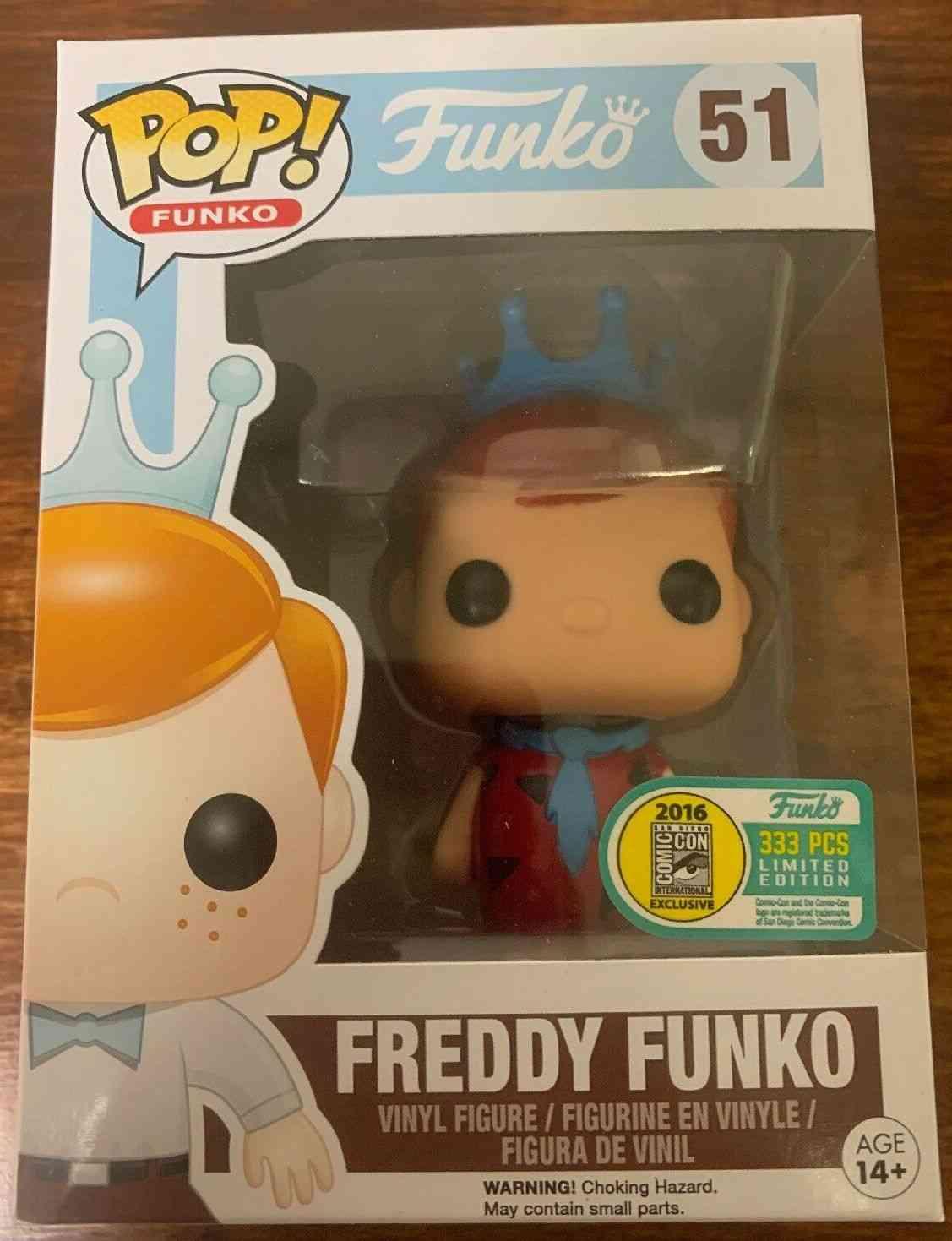 Flintstone, Freddy Funko-vinyl Action Figure, Model Toy