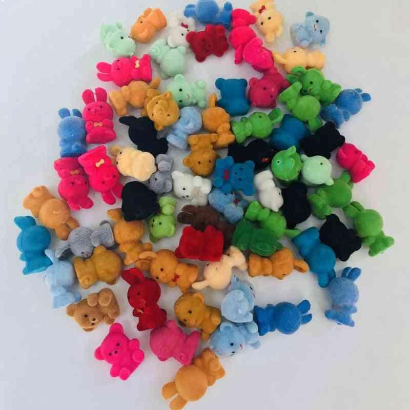 Lovely Cute Velvet Monkey - Decoration Plush Key Chains For Bags