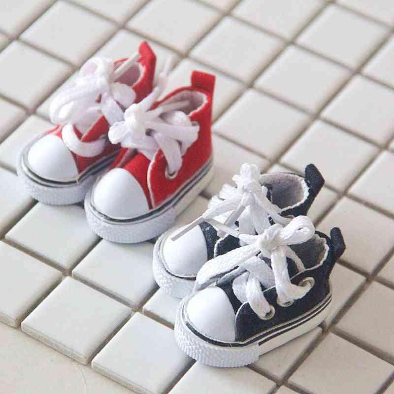 20cm Sean Xiao Zhan Doll Canvas Shoes