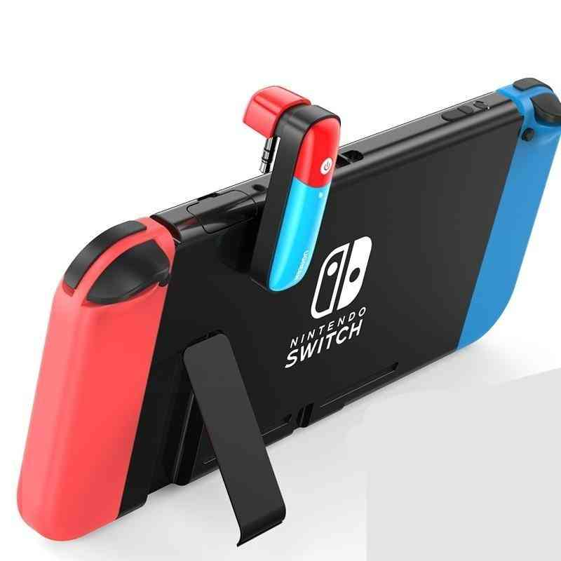 Switch Bluetooth 5.0 Audio, 3.5mm Transmitter Adapter For Nintendo Switch