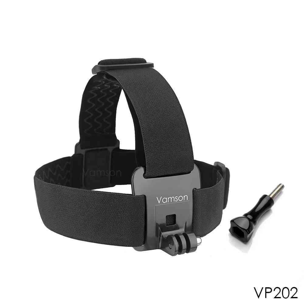 Head Belt Strap Mount Adjustable For Gopro
