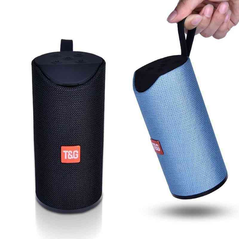 Bluetooth Speaker - Portable And Waterproof  Wireless Subwoofer