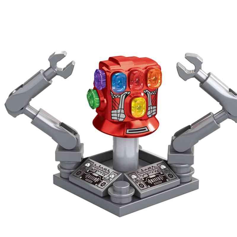 Building Blocks Action Figure  For Kids