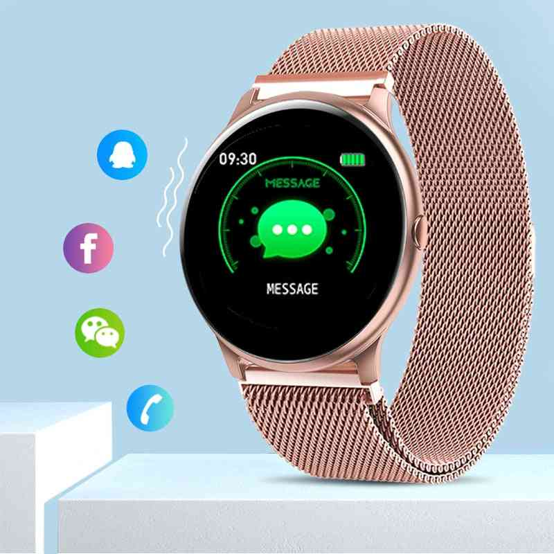 Waterproof Smartwatch - Multifunctional Sport, Heart Rate And Blood Pressure