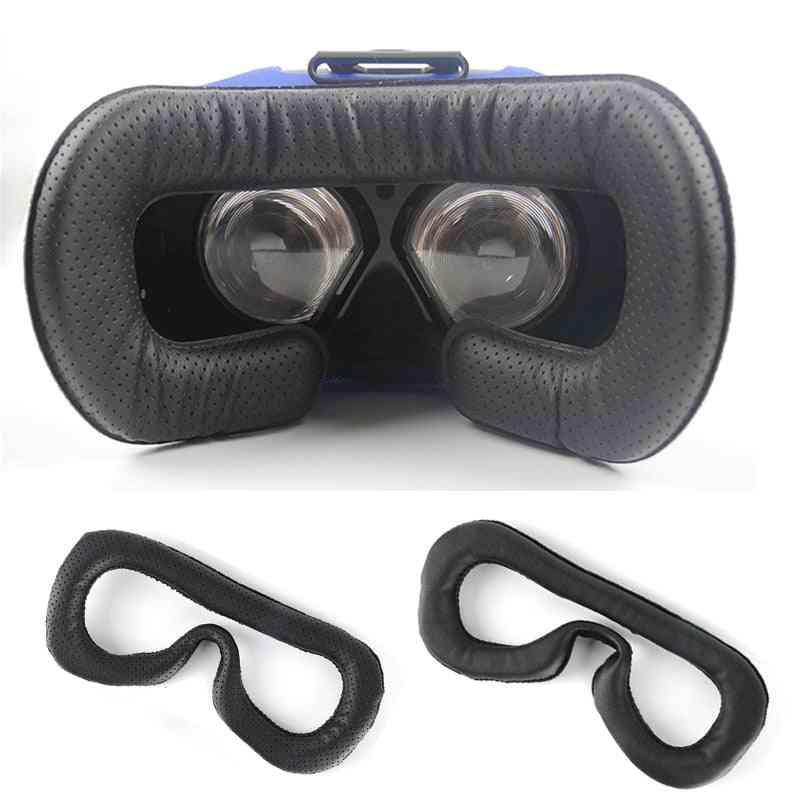 Soft Pu Leather Face Foam - Eye Mask Pad