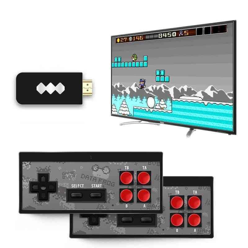 Usb Build In 600 Classic Game 8 Bit Mini Video Console