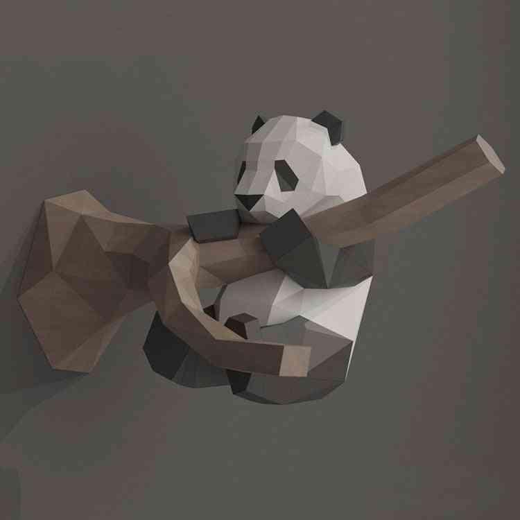 Panda Paper 3d  Material Manual Creative