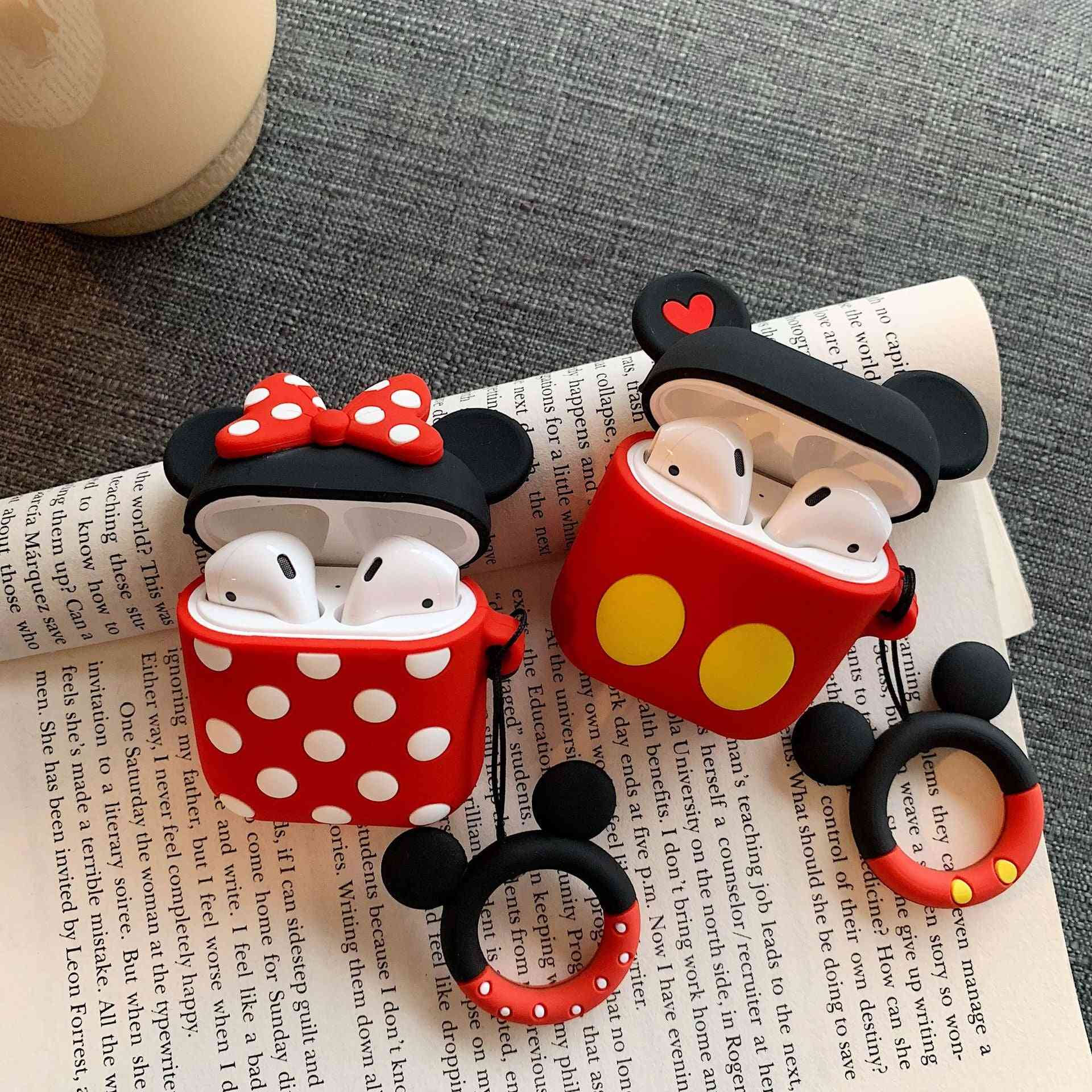 Bluetooth, Wireless, Headset Set - Air Pods Protective Cover