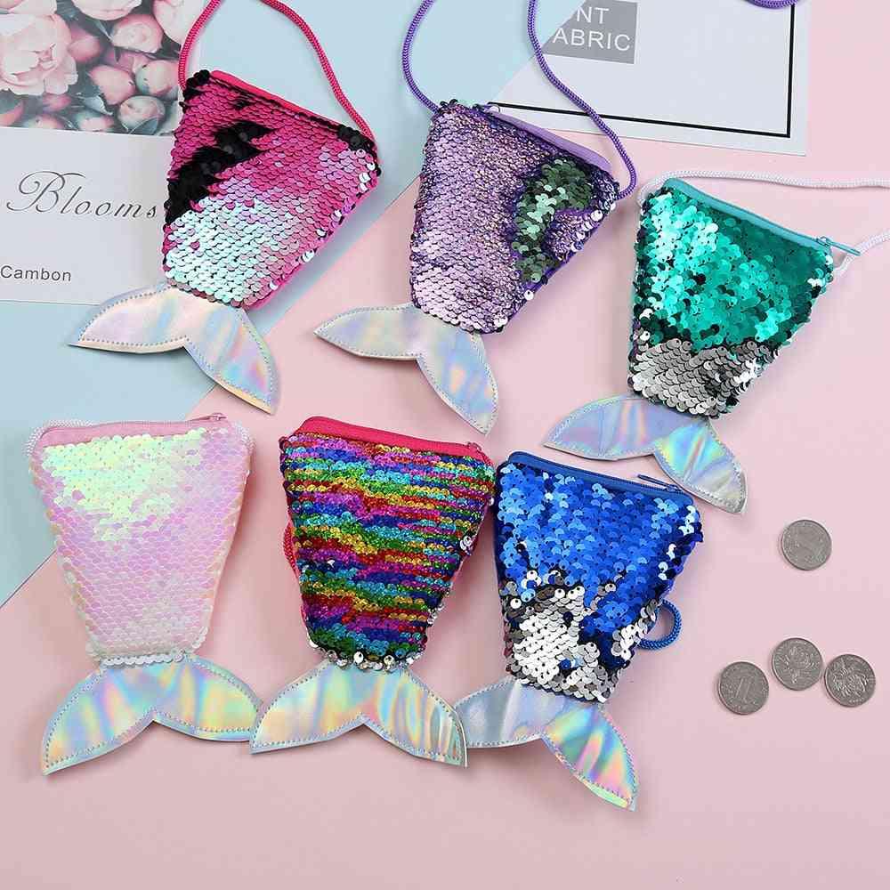 Small Wallet Messenger Bag For / Women