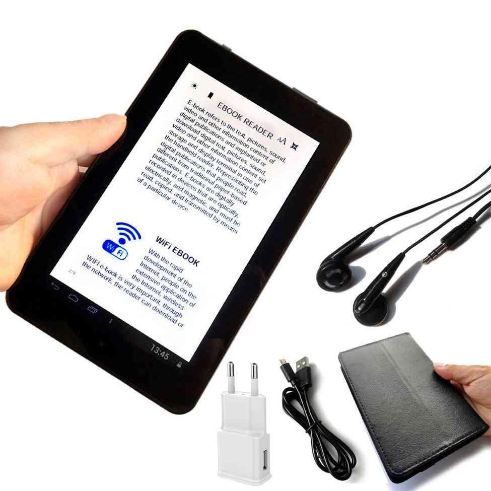 Mini Pc Lcd Screen Smart Wifi Digital Players Hd Eye-safe Display