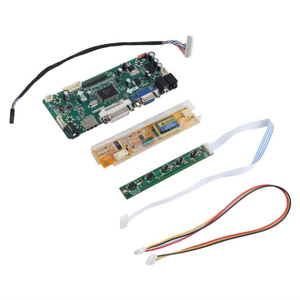Professional Set Of Lcd/led Screen Controller Board