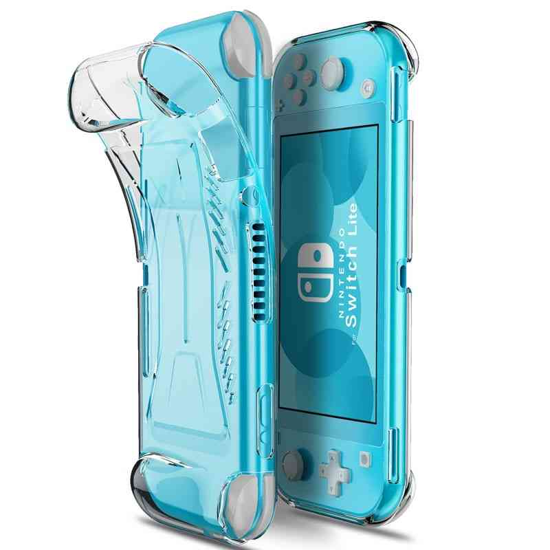 Anti-slip, Clear Shell, Protective Case For Nintend Switch Lite