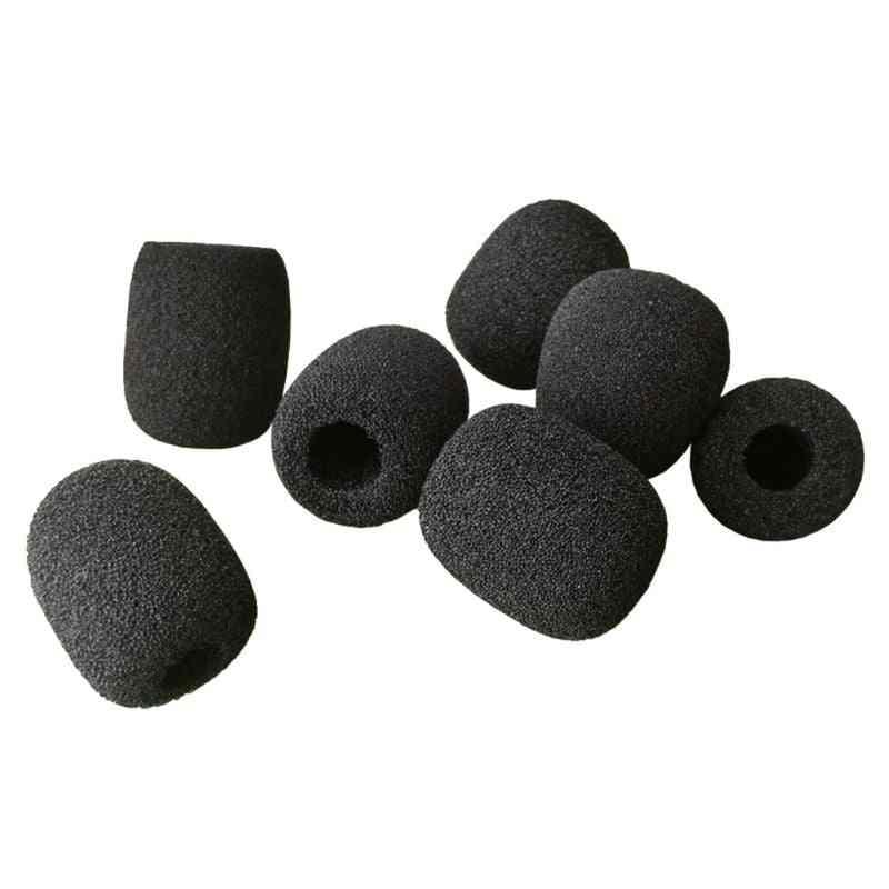 Microphone Windscreen Sponge Cover -mic Foam Cap