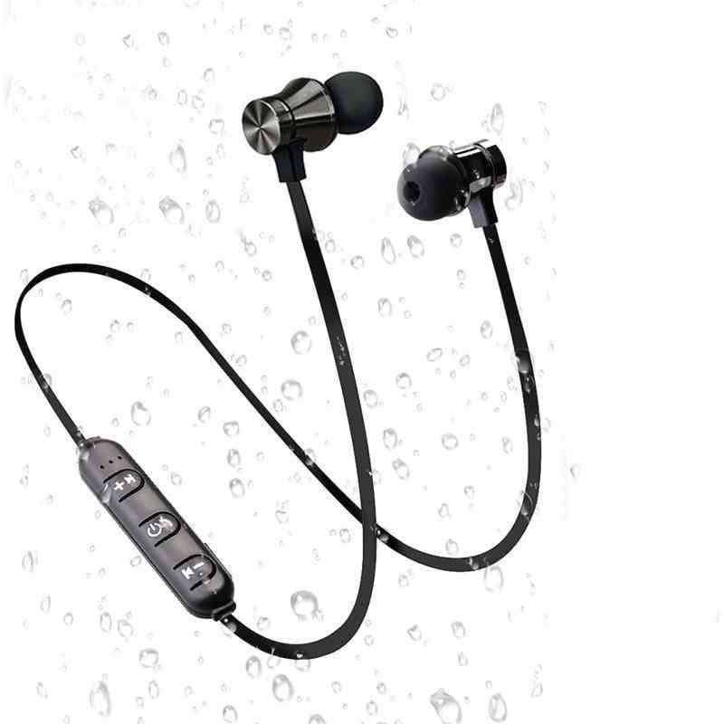 Bluetooth V4.2, Wireless Stereo Earphone With Microphone For Iphone And Android