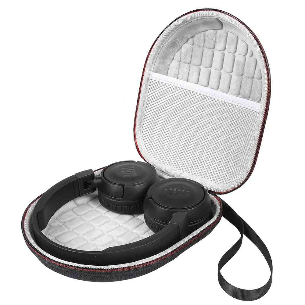 Portable, High Quality Eva And Shockproof Storage Cover For Headphones