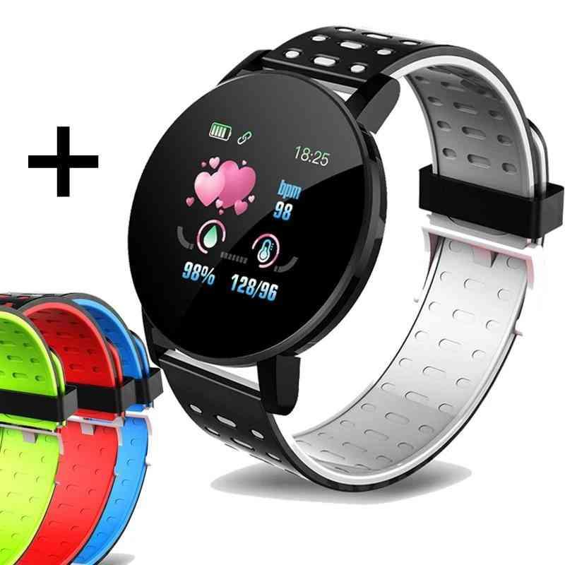 Smart Band - Waterproof Blood Pressure Measurement Fitness Tracker Watch