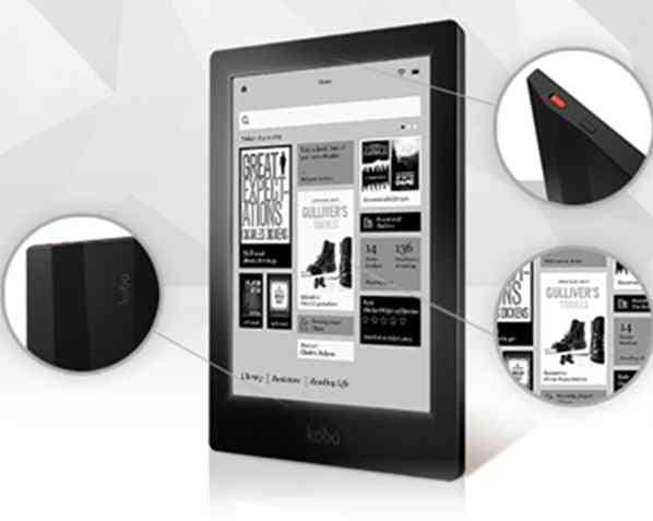 Ebook Reader - Hd 6.8 Inch 1440x1080