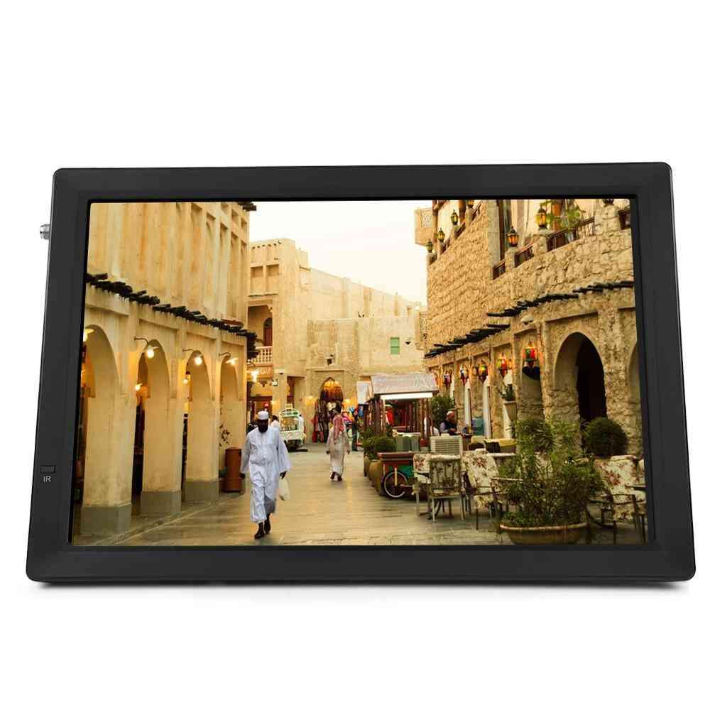 14 Inch Hd Portable, Digital Television - Mini Car Audio / Video Player