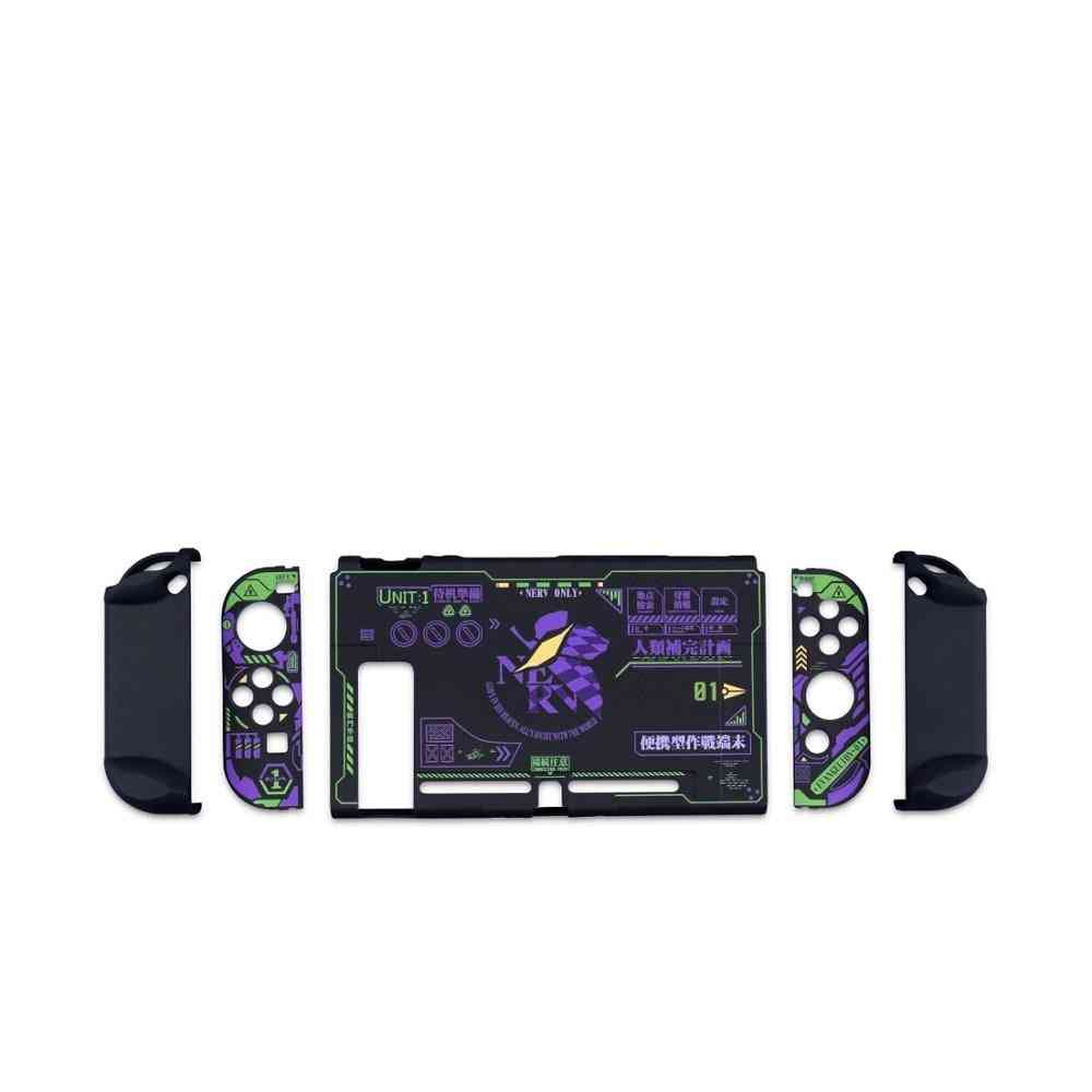 Eva Case For Nintend Switch - Add Protective Tempered Glass