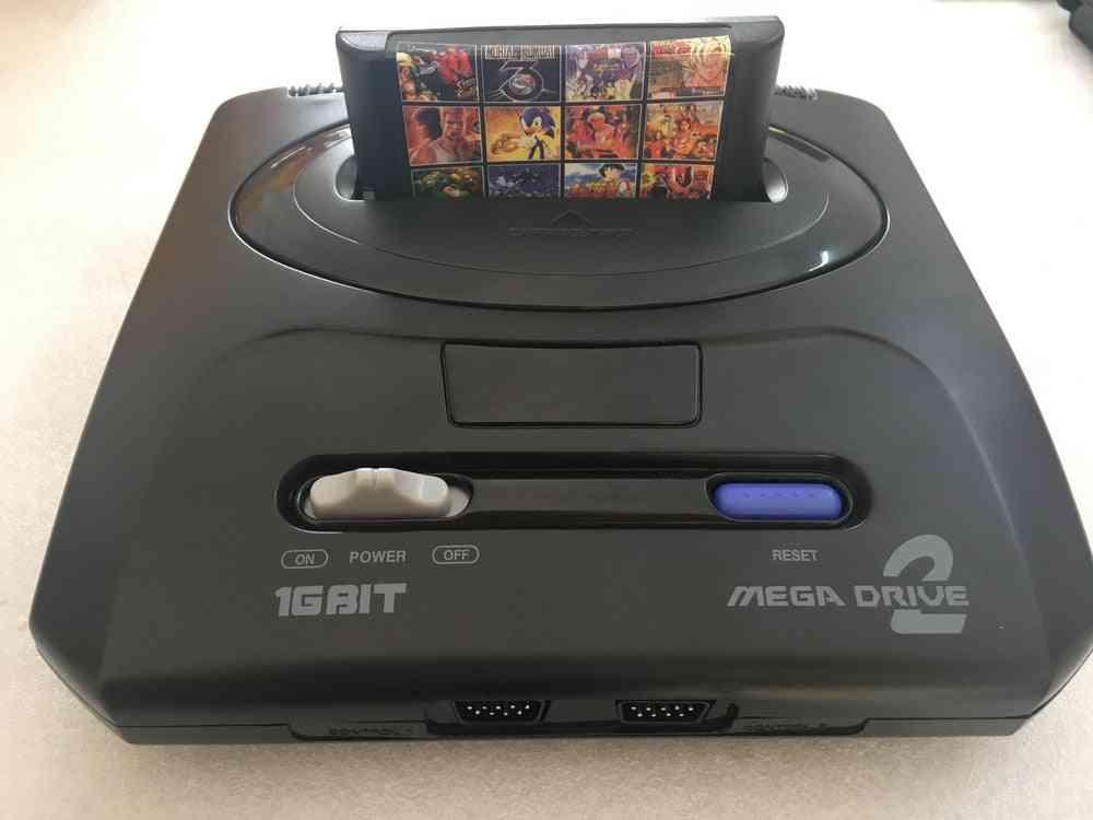 16 Bit Game Cartridge-138 In One